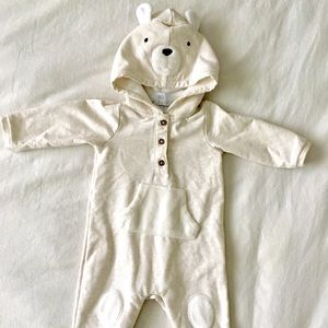 Dylan & Abby baby romper 0-3 months
